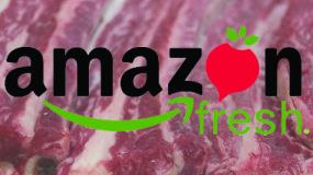 Order On-line at Amazon Fresh